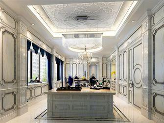 140平米四欧式风格餐厅设计图