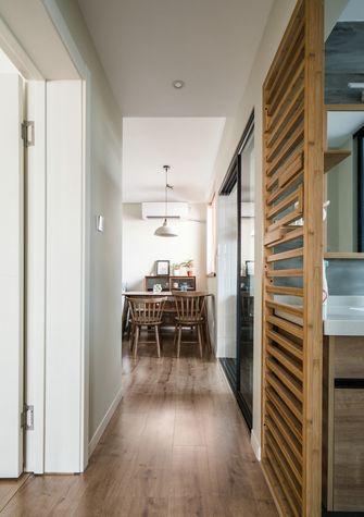 60平米日式风格走廊装修图片大全