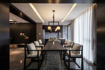 120平米别墅中式风格餐厅效果图
