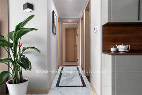 110平米三现代简约风格走廊图片大全