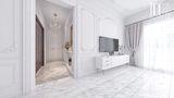 140平米四室一厅法式风格走廊图片