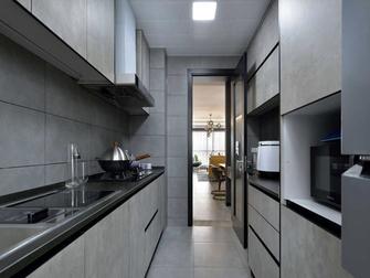 110平米三中式风格厨房装修图片大全