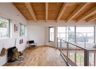 60平米公寓田园风格其他区域设计图