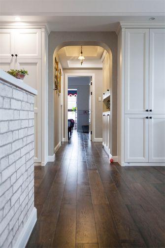 120平米三室两厅美式风格走廊图