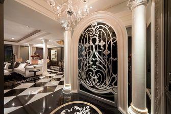 120平米三室一厅新古典风格走廊图