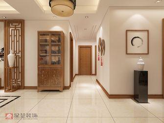 140平米四室两厅中式风格玄关门口图片