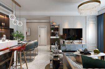 120平米三室两厅宜家风格餐厅图片大全