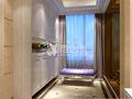 140平米四室四厅欧式风格走廊设计图