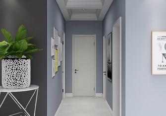 120平米三室一厅北欧风格走廊装修案例