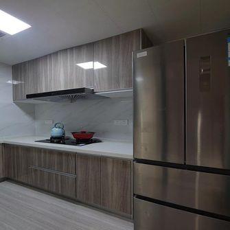 120平米现代简约风格厨房装修效果图