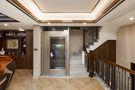 140平米四室四厅中式风格楼梯间欣赏图