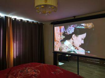 70平米公寓欧式风格卧室装修案例