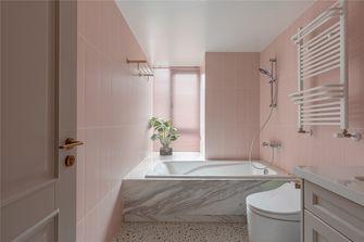140平米三室两厅法式风格卫生间装修图片大全