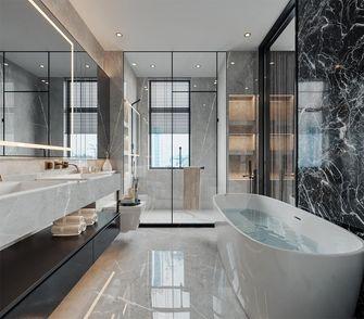 140平米别墅其他风格卫生间设计图