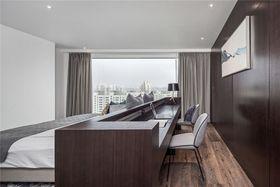 140平米四現代簡約風格臥室圖片大全