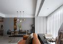 120平米三现代简约风格客厅欣赏图