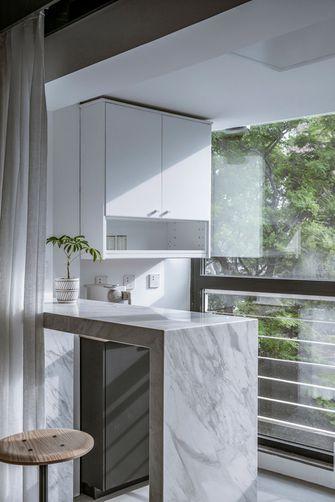 60平米一居室现代简约风格阳台装修图片大全