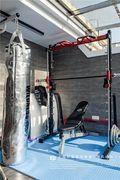 140平米复式中式风格健身室图片