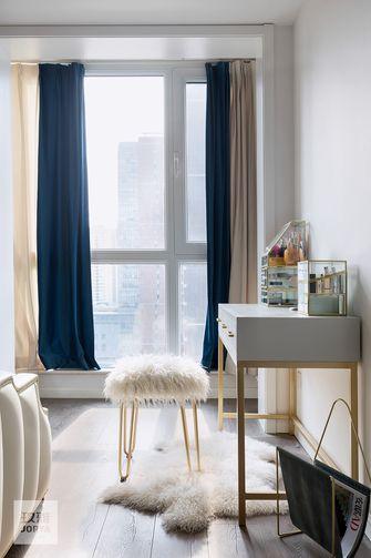 110平米三室一厅美式风格梳妆台图片大全