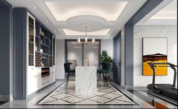 110平米别墅欧式风格健身室设计图