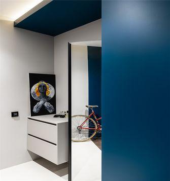 60平米一居室欧式风格玄关图