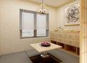 60平米日式风格储藏室装修效果图