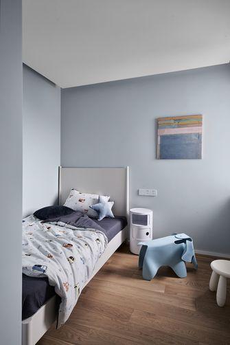 140平米四室两厅混搭风格儿童房图