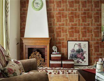130平米三室两厅地中海风格客厅欣赏图