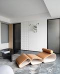 140平米三室两厅现代简约风格阳光房图片大全