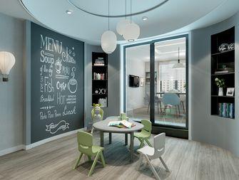 140平米四室两厅北欧风格儿童房装修案例