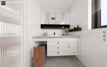 120平米三室两厅美式风格卫生间装修效果图