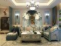 110平米三室一厅地中海风格客厅装修案例