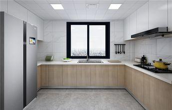 140平米北欧风格厨房装修图片大全