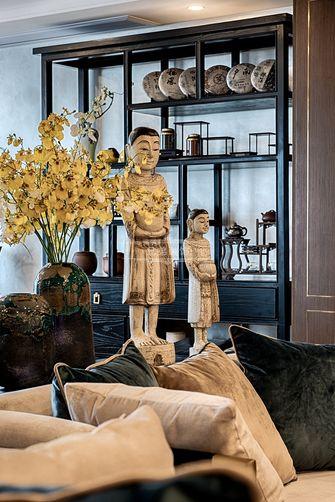 140平米四室四厅东南亚风格玄关欣赏图