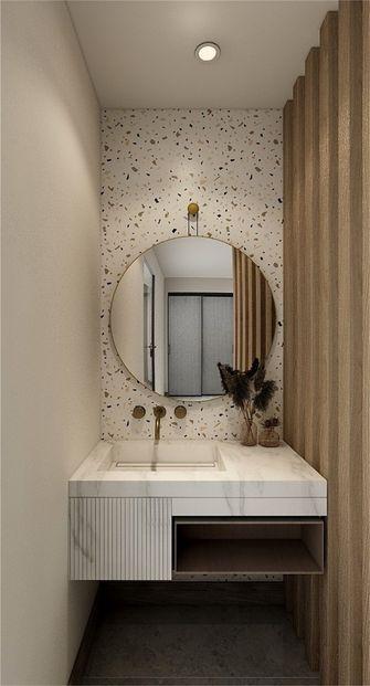70平米公寓美式风格卫生间设计图