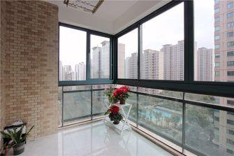 140平米四室两厅美式风格阳台图片大全