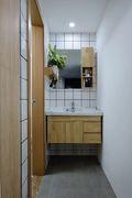 30平米小户型日式风格卫生间欣赏图