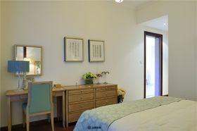 90平米田园风格卧室设计图