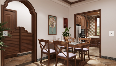 东南亚风格厨房欣赏图