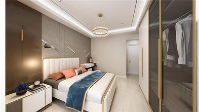 130平米四现代简约风格卧室图片大全