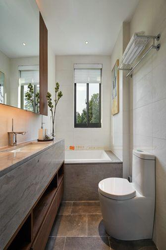 10-15万130平米三室两厅新古典风格卫生间装修案例