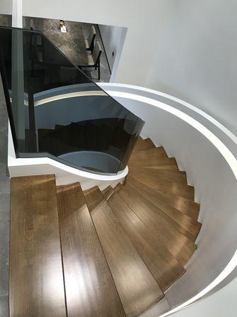 70平米三室两厅现代简约风格楼梯间设计图
