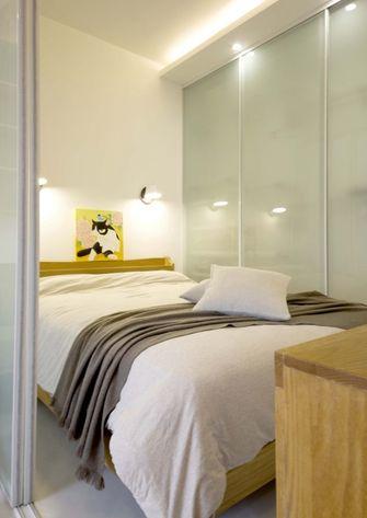 30平米以下超小户型日式风格卧室装修图片大全