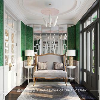 60平米公寓美式风格书房设计图