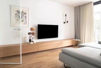 60平米一室一厅现代简约风格卧室装修图片大全