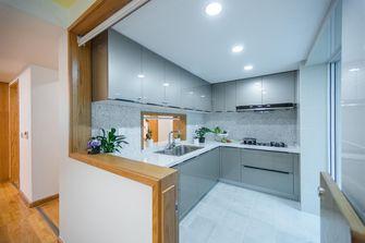140平米三室一厅日式风格厨房装修效果图