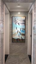 110平米四现代简约风格走廊装修图片大全
