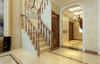 140平米三欧式风格楼梯间效果图