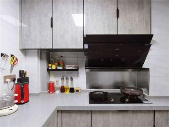 140平米三室两厅美式风格厨房装修案例