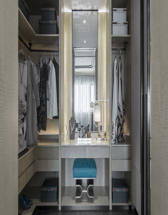120平米三室一厅中式风格衣帽间图片大全